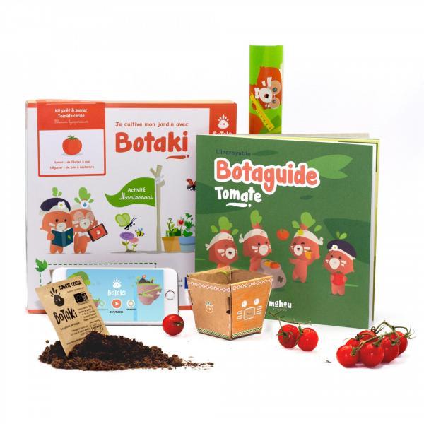 Botaki | Kit Semis Tomate