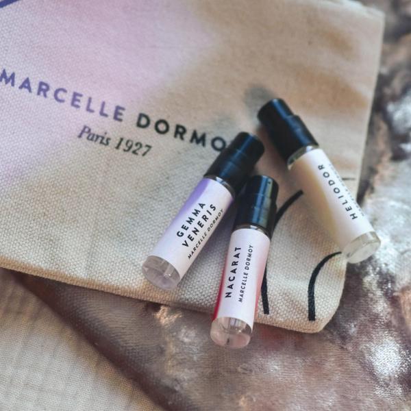 La trousse-découverte - Marcelle Dormoy parfums