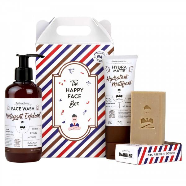 Coffret cadeau Happy Face