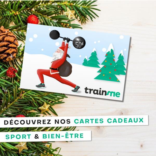 Carte Cadeau TrainMe