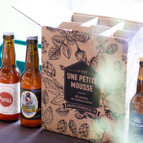 Box De Bières Artisanales