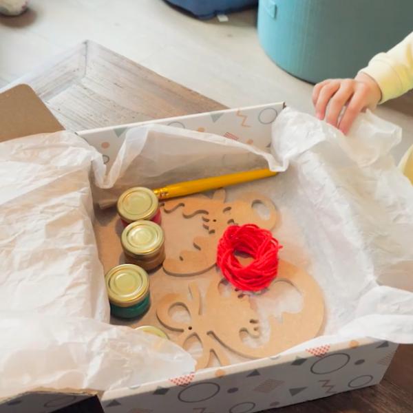La box culturelle et familiale pour les 6-10 ans