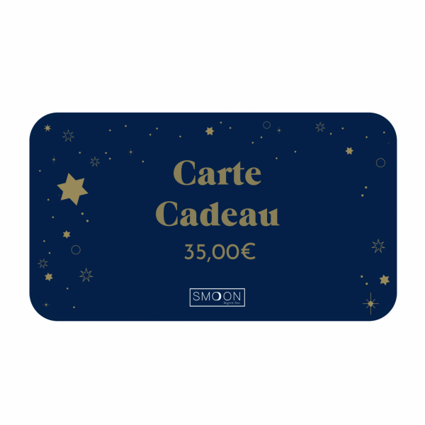 Carte Cadeau Smoon
