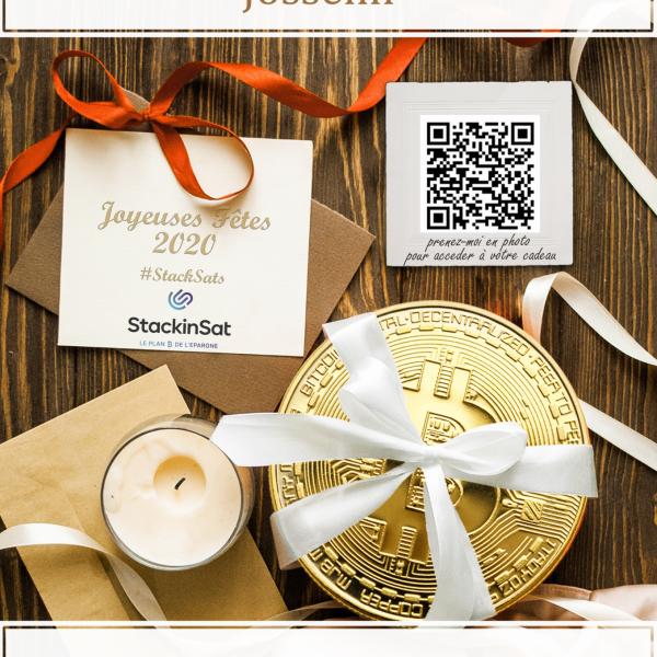 Carte Cadeau Bitcoin