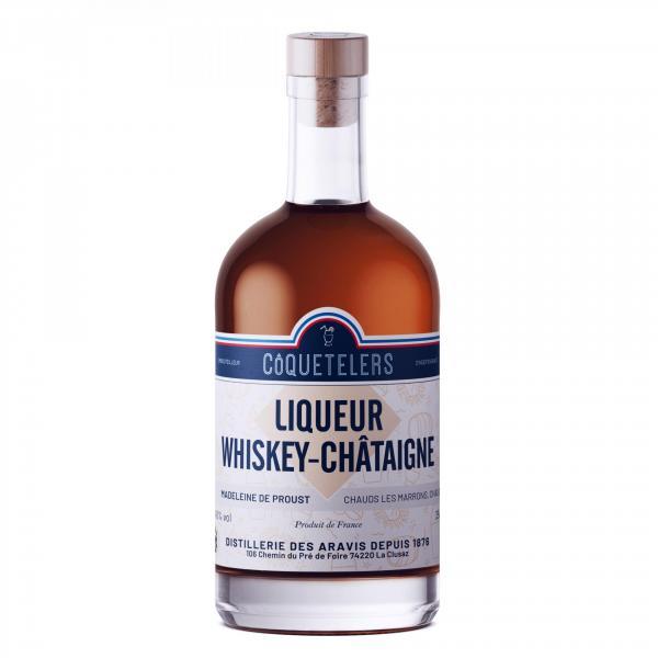 Liqueur Whiskey-🌰 Côquetelers 40° 35cl