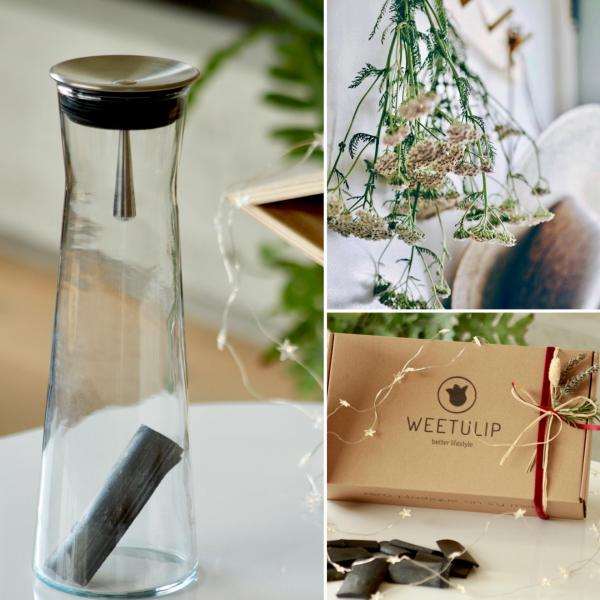 Coffret Joy | purifier l'eau 100% naturel