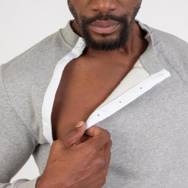 Marque Hôp'tiSoins : sweat-shirt Homme