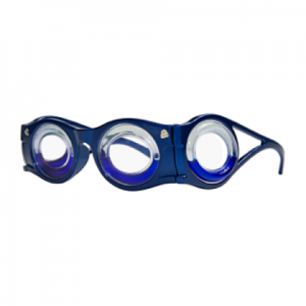 Boarding Glasses blue