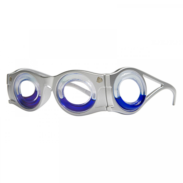 Boarding Glasses silver