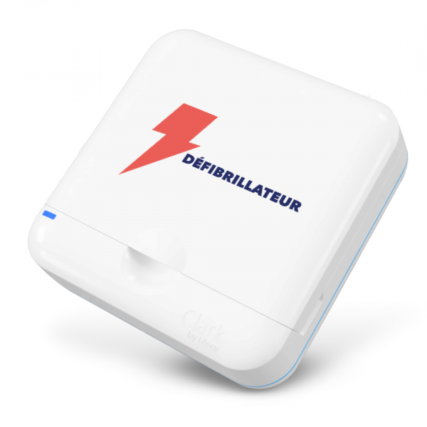 Le 1er défibrillateur pour les particuliers