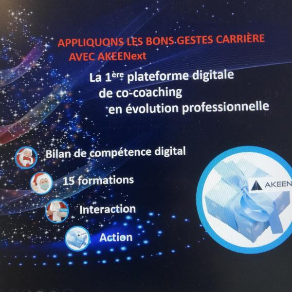 Un bilan de compétences digitalisé