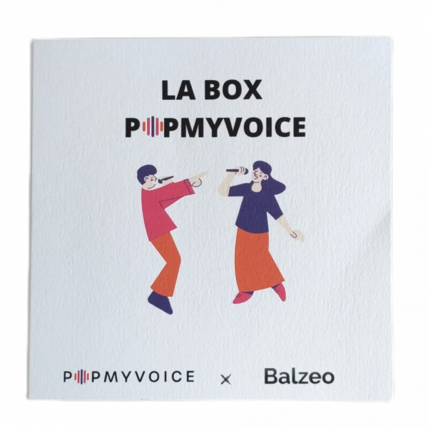 La Box POPMYVOICE