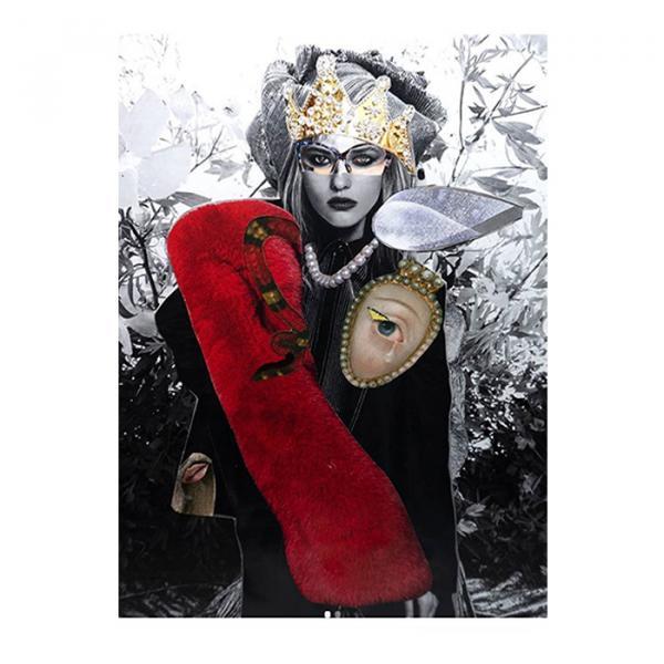 S'offrir ou offrir une oeuvre d'art personnalisée à vos proches pour Noël: un cadeau original, arty et unique
